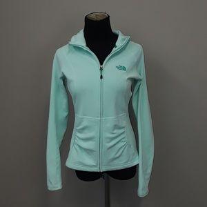 The North Face women's fleece jacket sweatshirt